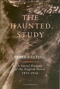 cover - The Haunted Study